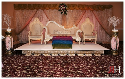 Wedding Stage / Kosha