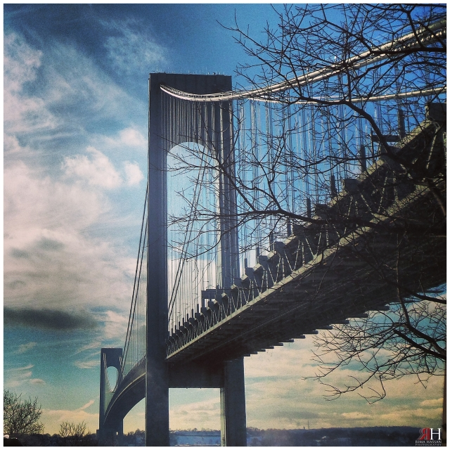 Verrazano Bridge-NYC-USA