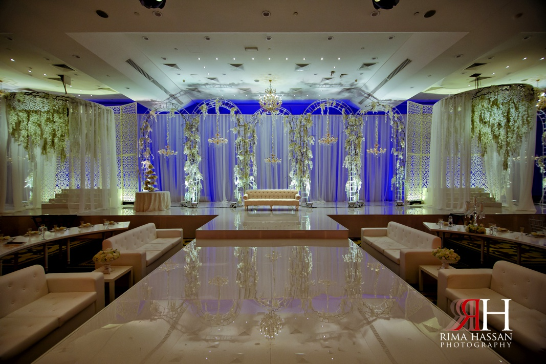 Wedding in World Trade Center, Dubai – Faisal & Fatma