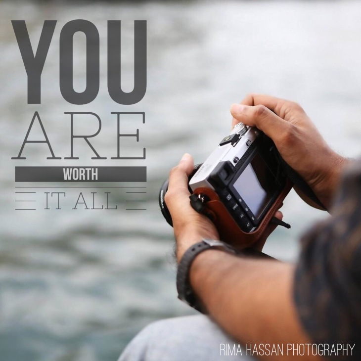 You-are-worth-it-all
