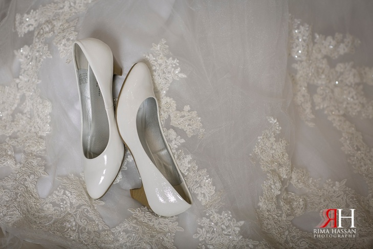 Fujaira_Wedding_Photographer_Dubai_Rima_Hassan_bridal_shoes