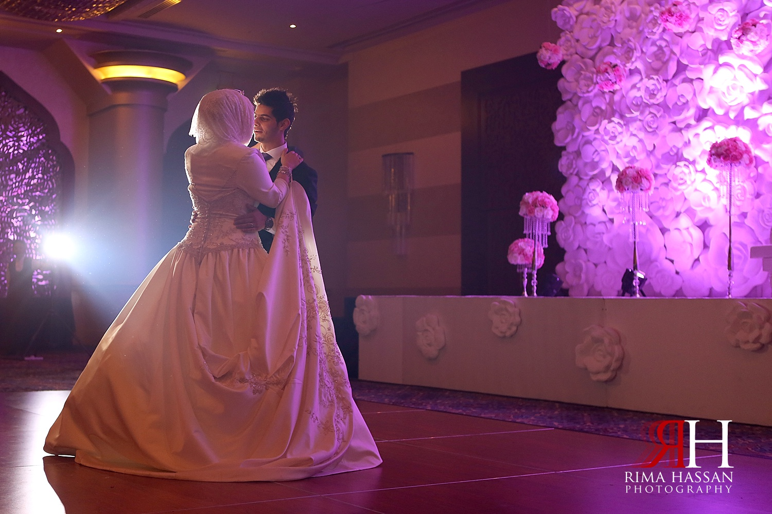 Wedding in Crowne Plaza, Dubai – Ali & Maram