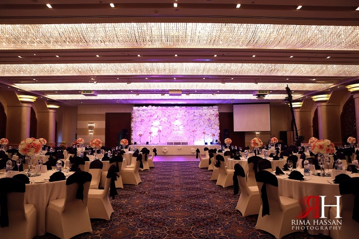 Crowne_Plaza_Wedding_Photography_Female_photographer_Dubai_UAE_Rima_Hassan_kosha_decoration_stage