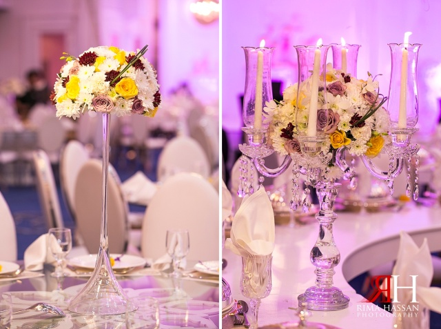Al-Boom-Village_Wedding_Female_photographer_Dubai_UAE_Rima_Hassan_photography_stage_kosha_decoration_centerpieces_glass_flower