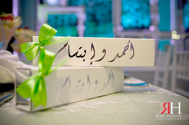 JW_Marriott_Marquis_Hotel_Dubai_Wedding_Photography_Female_photographer_UAE_Rima_Hassan_kosha_stage_decoration_party_favors