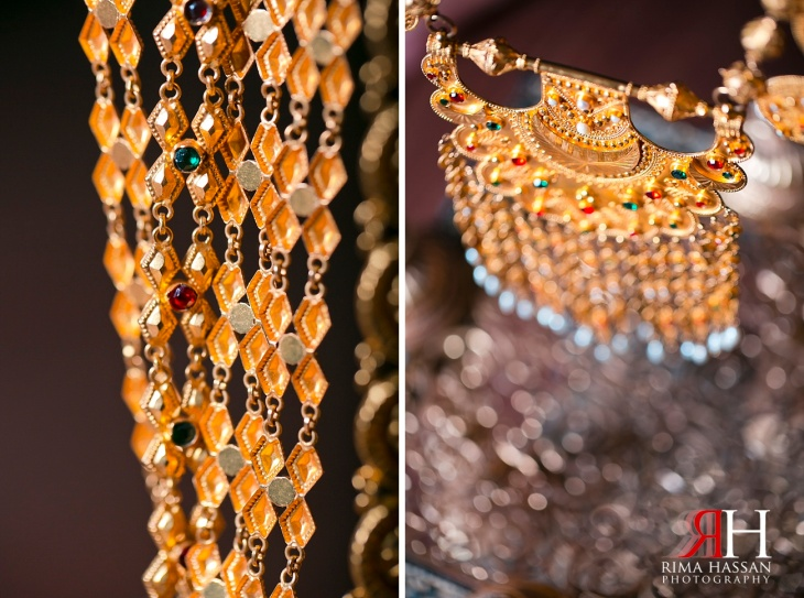 Henna_Photography_Dubai_Wedding_Female_Photographer_UAE_Rima_Hassan_bridal_gold_jewelry_nechlace-details
