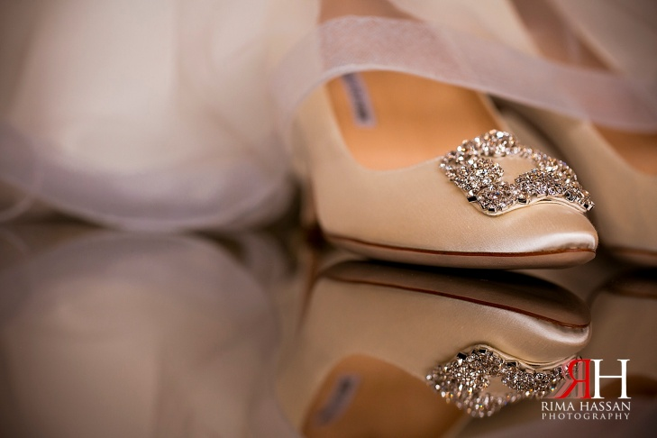 Hyatt_Regency_Hotel_Dubai_Wedding_Photography_Female_photographer_UAE_Rima_Hassan_bridal_shoes_manolo_blahnik_detail