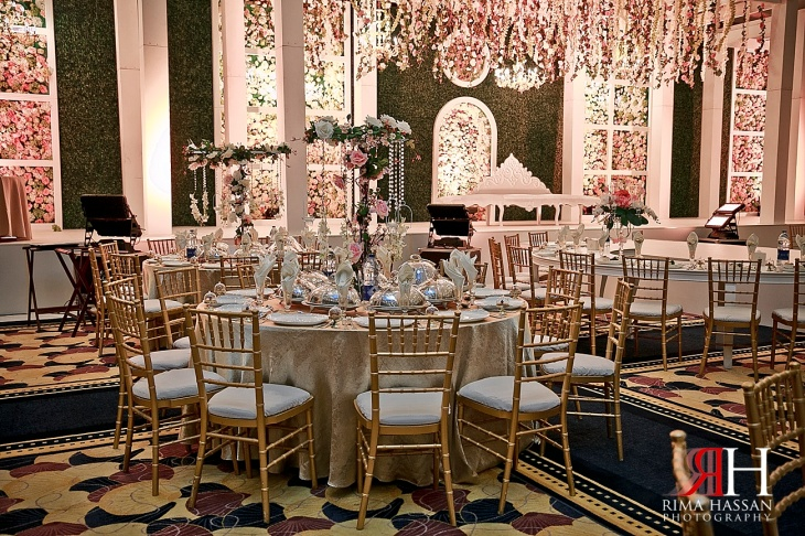Trade_Center_Dubai_Wedding_Female_Photographer_UAE_Rima_Hassan_kosha_decoration_stage_table