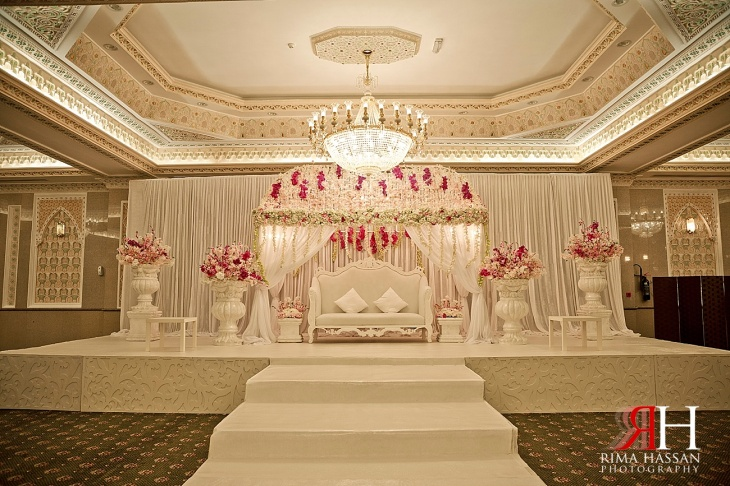 Markaz_Rasool_Sabahiya_Wedding_Female_Photographer_Dubai_UAE_Rima_Hassan_kosha_stage_decoration