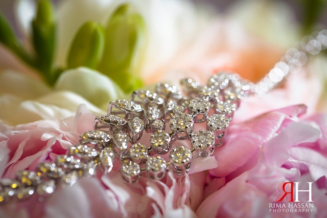 Sharjah_Ladies_Club_Wedding_Female_Photographer_Dubai_UAE_Rima_Hassan_bridal_dress_jewelry_diamond_bracelet