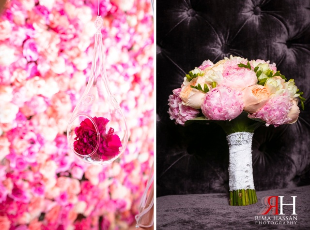 Sharjah_Ladies_Club_Wedding_Female_Photographer_Dubai_UAE_Rima_Hassan_kosha_decoration_stage_bouquet