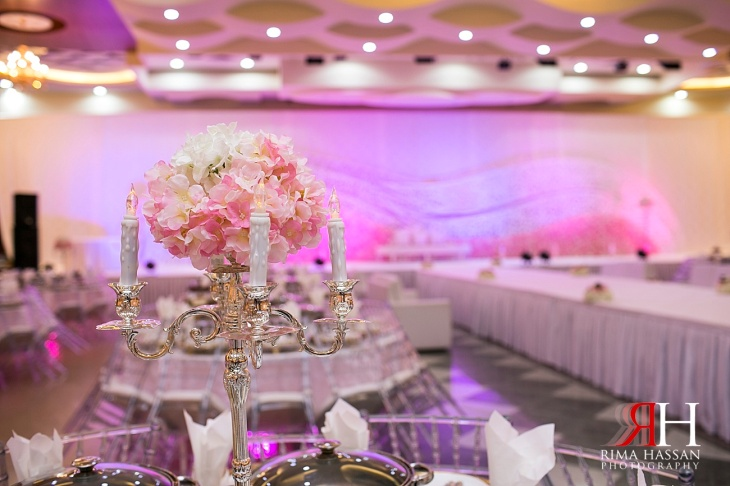 RAK_Wedding_Female_Photographer_Dubai_UAE_Rima_Hassan_kosha_decoration_stage_centerpiece
