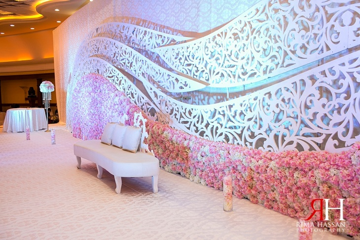 RAK_Wedding_Female_Photographer_Dubai_UAE_Rima_Hassan_kosha_stage_decoration