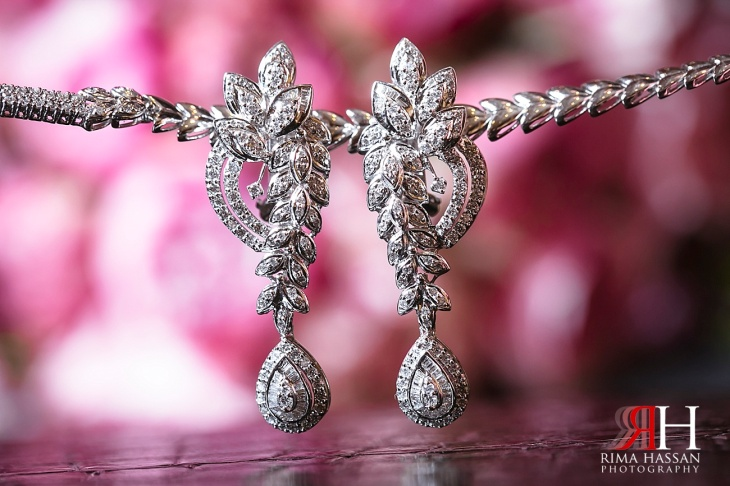 World_Trade_Center_Dubai_Wedding_Female_Photographer_UAE_Rima_Hassan_bridal_jewelry_diamond_earring