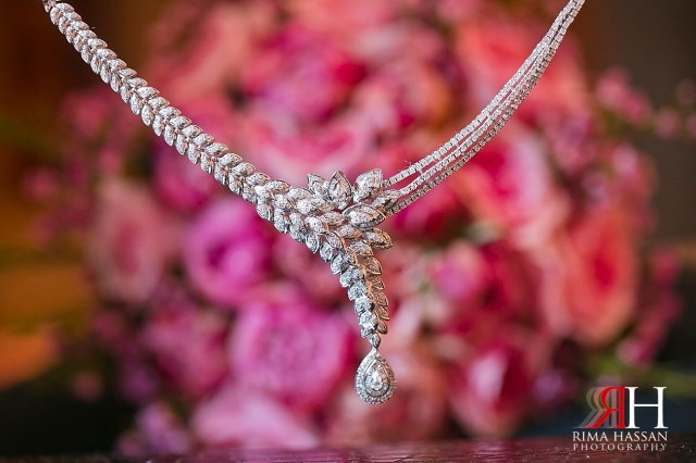 World_Trade_Center_Dubai_Wedding_Female_Photographer_UAE_Rima_Hassan_bridal_jewelry_diamond_necklace