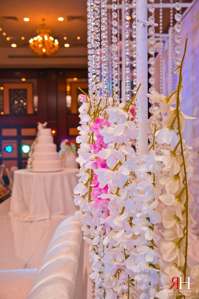 World_Trade_Center_Dubai_Wedding_Female_Photographer_UAE_Rima_Hassan_kosha_decoration_stage-flowers