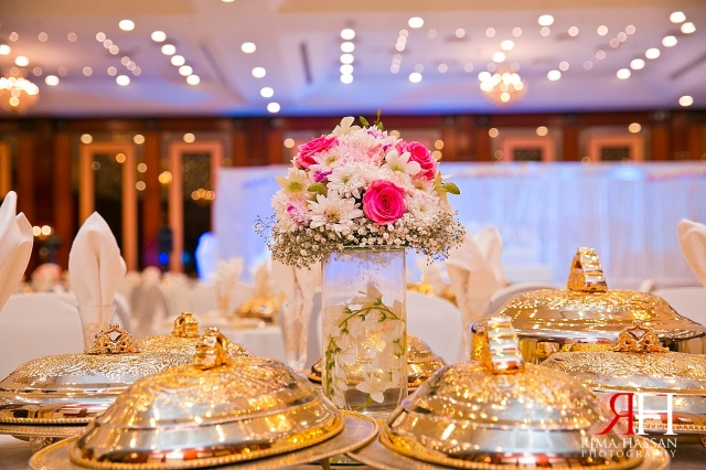 World_Trade_Center_Dubai_Wedding_Female_Photographer_UAE_Rima_Hassan_kosha_stage_decoration_centerpiece