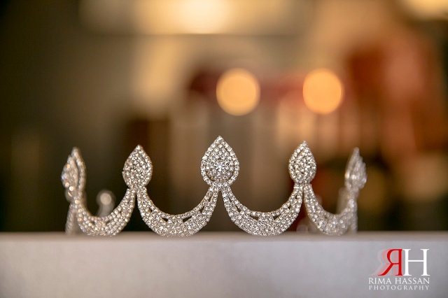Hyatt_Regency_Wedding_Female_Photographer_Dubai_UAE_Rima_Hassan_bridal_crown_diamonds