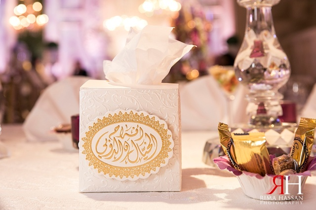 Hyatt_Regency_Wedding_Female_Photographer_Dubai_UAE_Rima_Hassan_kosha_decoration_stage_dream_services_tissue_box