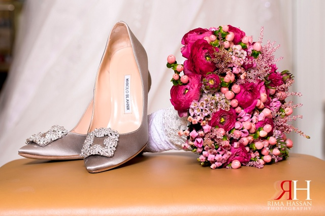 Saint_Regis_Abu-Dhabi_Wedding_Female_Photographer_Dubai_UAE_Rima_Hassan_bridal_bouquet_manolo-blahnik_shoes
