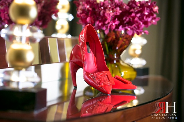 Grand_Hyatt_Wedding_Female_Photographer_Dubai_UAE_Rima_Hassan_bride_shoes_Loius-vuitton