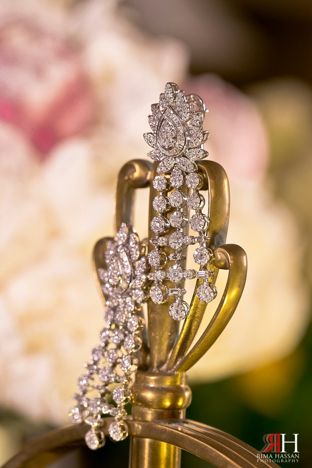 Grand_Hyatt_Dubai_Wedding_Female_Photographer_UAE_Rima_Hassan_bridal_jewelry_diamond_earrings