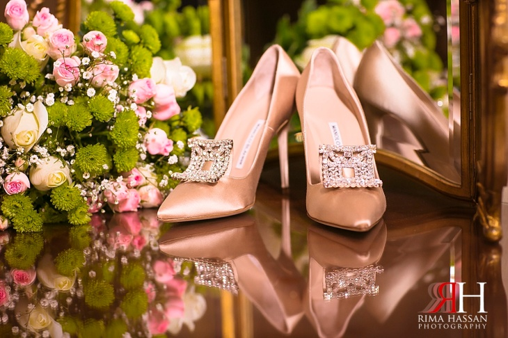 Grand_Hyatt_Wedding_Female_Photographer_Dubai_UAE_Rima_Hassan_bridal_shoes_Manolo_Blahnik