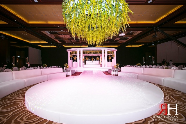 InterContinental_Dubai_Wedding_Female_Photographer_UAE_Rima_Hassan_kosha_stage_decoration_afkar_haifa-almarri_dance-floor