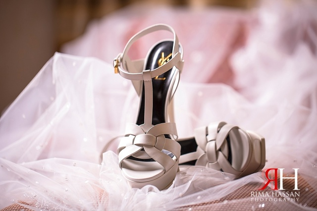 Al-Ain_Rotana_Wedding_Female_Photographer_Dubai_UAE_Rima_Hassan_kosha_decoration_stage_bride_shoes_YSL