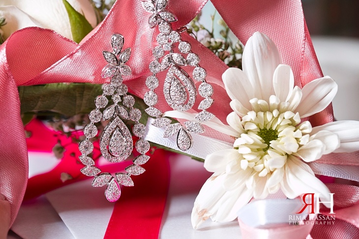 Bustan_Rotana_Female_Wedding_Photographer_Dubai_UAE_Rima_Hassan_bridal_jewelry_earrings