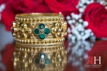 Henna_Mirdif_Wedding_Female_Photographer_Dubai_UAE_Rima_Hassan_bride_jewelry_gold_bracelet_bangle