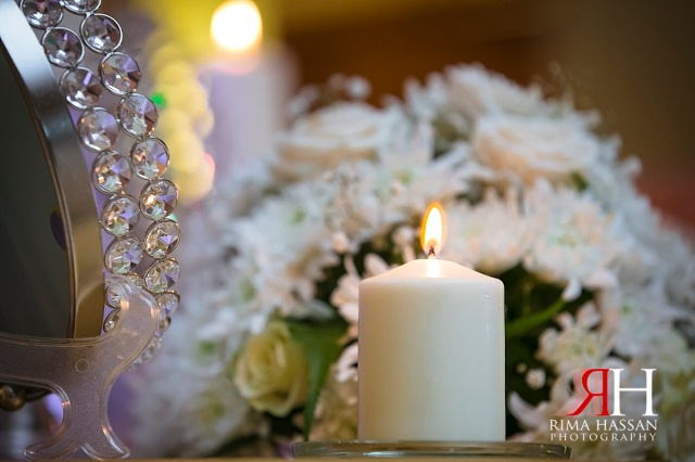 Jumeirah_Beach_Hotel_Wedding_Female_Photographer_Dubai_UAE_Rima_Hassan_bridal_kosha_stage_decoration_candle