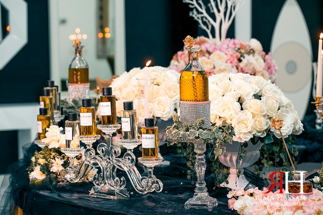 Wedding_Female_Photographer_Dubai_UAE_Rima_Hassan_roze_kazan_perfume_table
