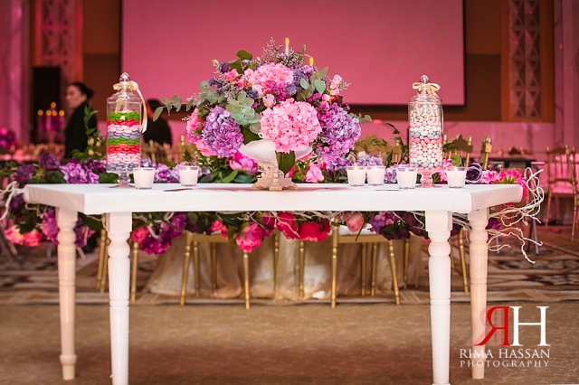 Grand_Hyatt_Wedding_Female_Photographer_Dubai_UAE_Rima_Hassan_kosha_stage_decoration_candy_table_desserts