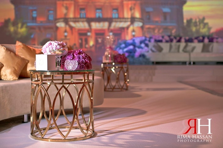 Madinat_Jumeirah_Wedding_Female_Photographer_Dubai_UAE_Rima_Hassan_kosha_stage_decoration_tables