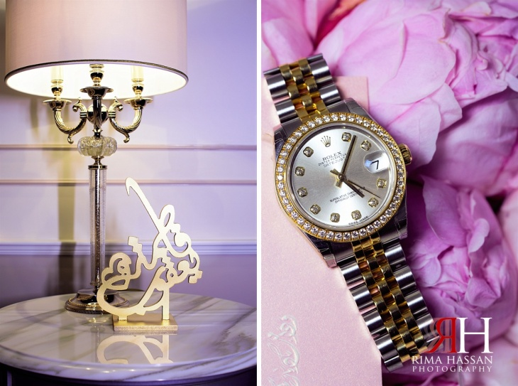 Palazzo_Versace_Wedding_Female_Photographer_Dubai_UAE_Rima_Hassan_bride_watch_rolex