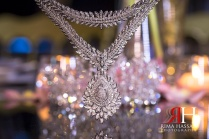 Zabeel_Trade_Center_Wedding_Female_Photographer_Dubai_UAE_Rima_Hassan_bridal_jewelry_necklace