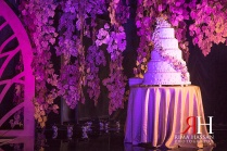 Zabeel_Trade_Center_Wedding_Female_Photographer_Dubai_UAE_Rima_Hassan_kosha_decoration_stage_cake