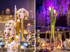 Zabeel_Trade_Center_Wedding_Female_Photographer_Dubai_UAE_Rima_Hassan_kosha_decoration_stage_centerpieces