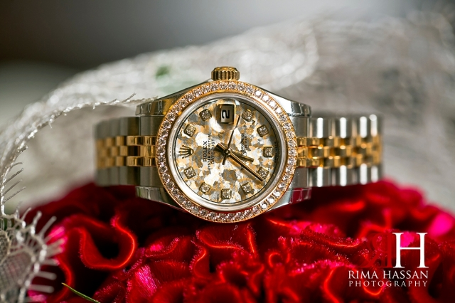 al_jawaher_sharjah_wedding_dubai_female_photographer_rima_hassan_bridal_jewelry_rolex_watch