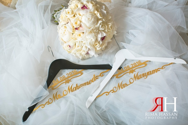 Trade_Center_Wedding_Female_Photographer_Dubai_UAE_Rima_Hassan_bride_name_hangers