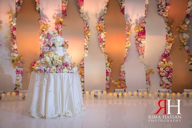 Trade_Center_Wedding_Female_Photographer_Dubai_UAE_Rima_Hassan_kosha_stage_decoration_cake