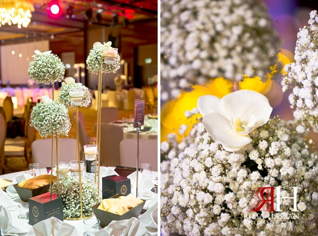 intercontinental_festival_wedding_dubai_female_photographer_rima_hassan_kosha_decoration_stage_centerpieces