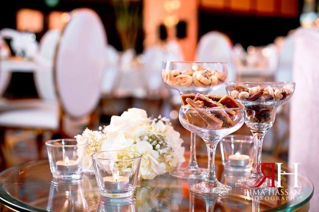 bustan_rotana_dubai_female_wedding_photographer_rima_hassan_kosha_decoration_tables_forever