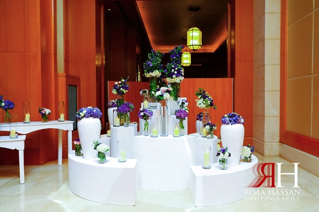 ritz_carlton_dubai_female_wedding_photographer_rima_hassan_kosha_stage_decoration_entrance