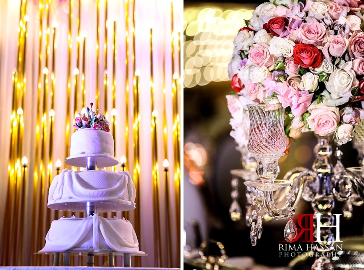 al-jawaher_sharjah_female_wedding_photographer_rima_hassan_decoration_cake_centerpiece