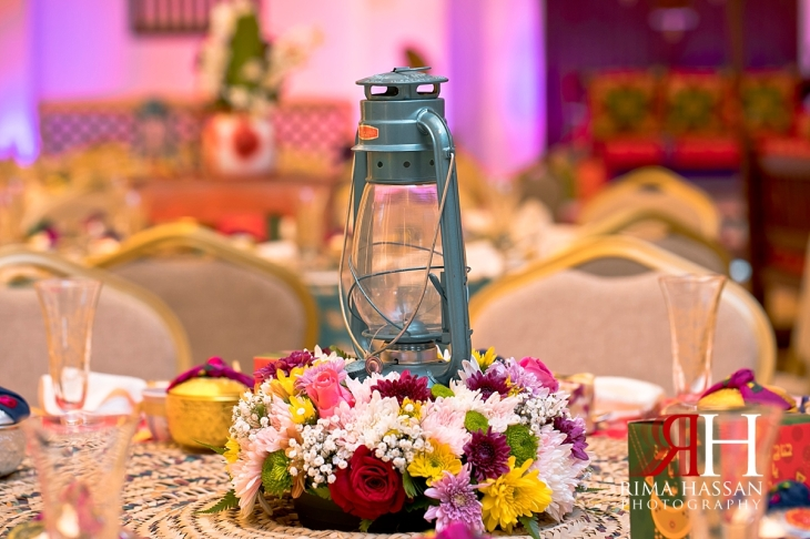 zabeel_ladies_club_dubai_female_wedding_photographer_rima_hassan_decoration_stage_centerpiece_lantern