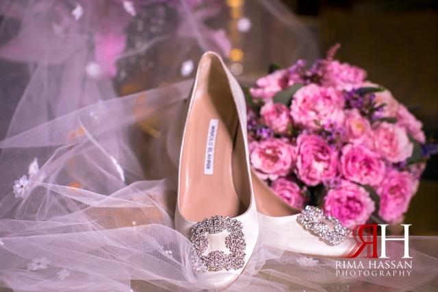 Grand_Hyatt_Dubai_Wedding_Female_Photographer_Rima_Hassan_bridal_shoes_Manolo-blahnik