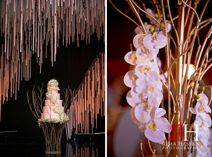 grand_hyatt_wedding_dubai_female_photographer_rima_hassan_kosha_decoration_stage_cake