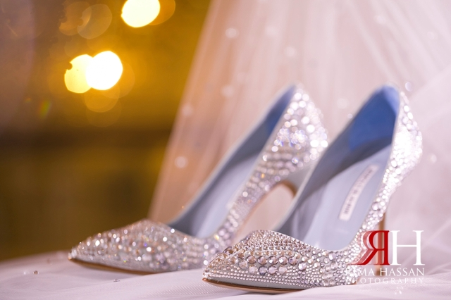 Le-Meridien_Dubai_Wedding_Female_Photographer_Rima_Hassan_bridal_shoes_Manolo